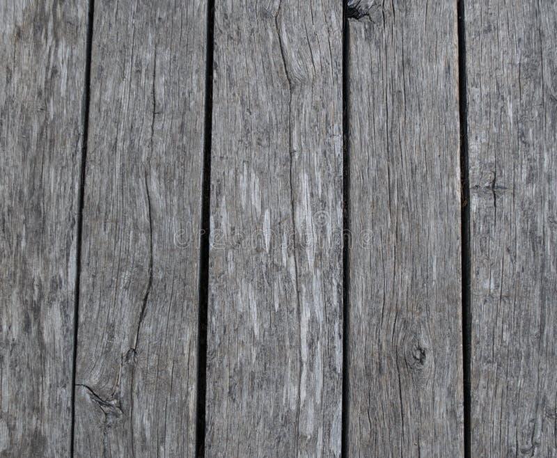 Vecchia, struttura di legno grigia fotografia stock libera da diritti