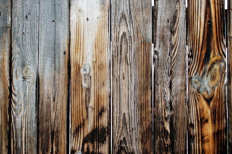 Vecchia struttura di legno grigia fotografie stock libere da diritti