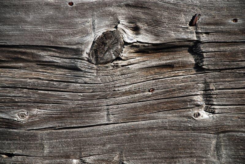 Vecchia struttura di legno grigia immagini stock
