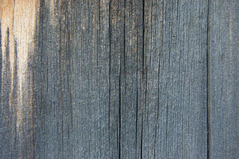 Vecchia struttura di legno grigia incrinata immagini stock