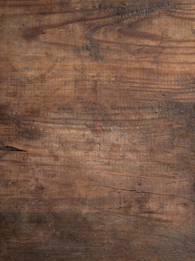 Vecchia struttura di legno naturale di lerciume Pavimento di legno dell'annata fotografia stock