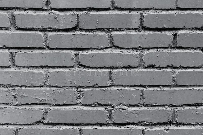 Vecchia struttura di lerciume del fondo del muro di mattoni Superficie di buio immagini stock