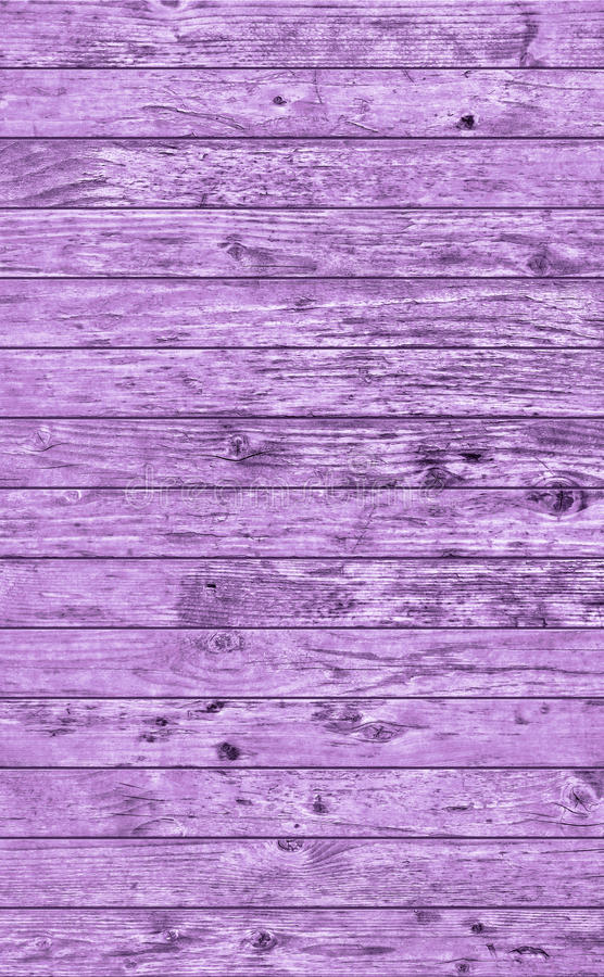 Vecchia struttura grezza annodata rustica stagionata di lerciume di pino del tavolato porpora di legno fotografia stock libera da diritti