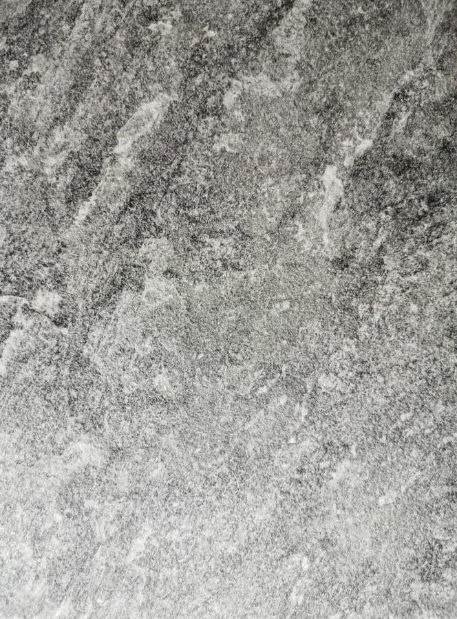 Vecchia struttura grigia del modello del graffio del pavimento non tappezzato fotografia stock