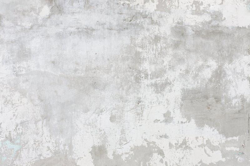 Vecchia struttura smussata del muro di cemento fotografia stock libera da diritti