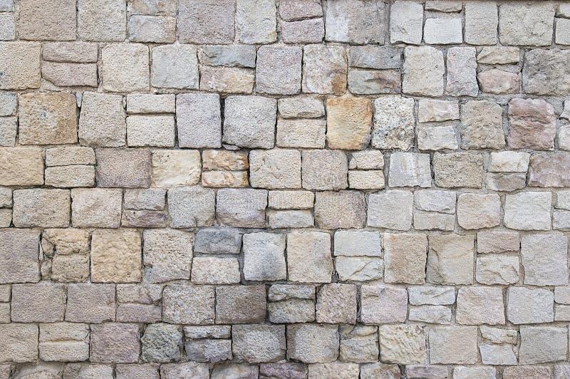 Vecchia struttura variopinta del fondo della parete immagini stock