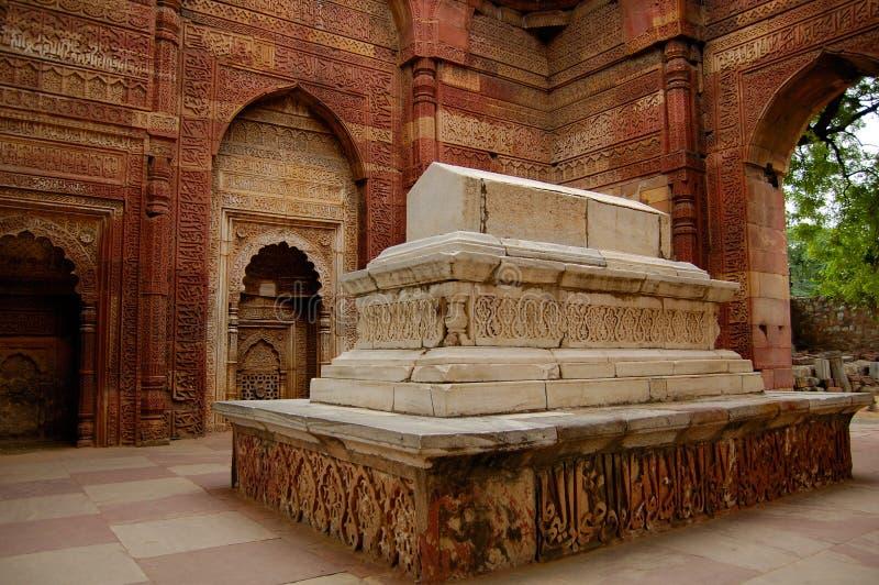 Vecchia tomba immagini stock libere da diritti
