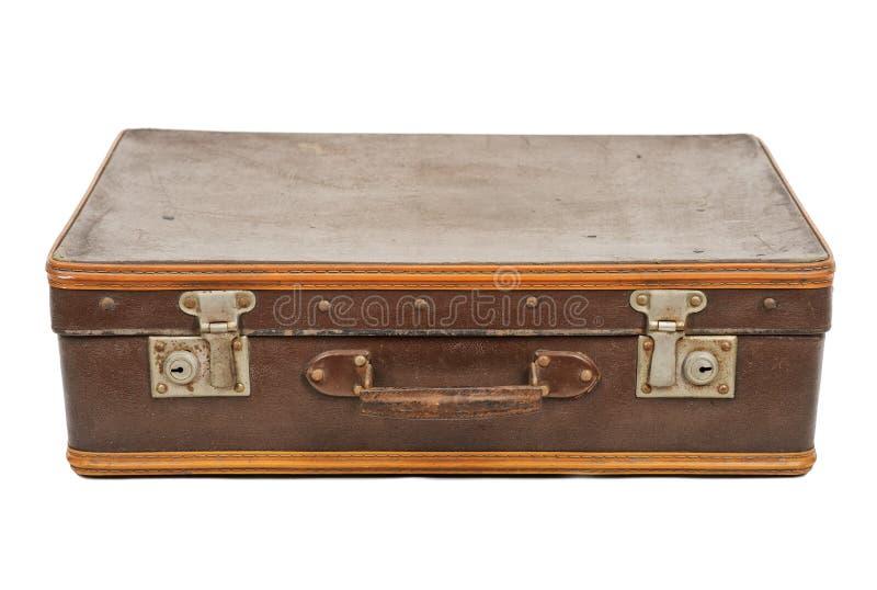 Vecchia valigia immagini stock libere da diritti