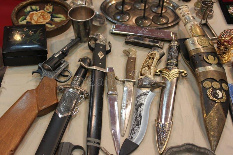 Vecchie armi immagini stock libere da diritti