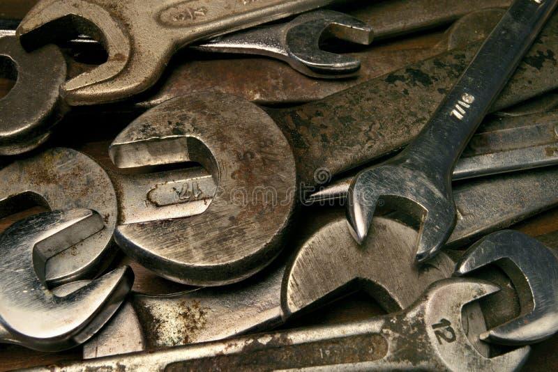 Vecchie chiavi immagini stock libere da diritti