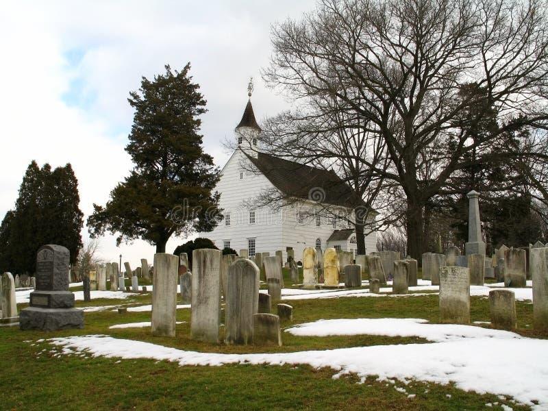 Vecchie Chiesa E Cappella Di Tennent Fotografia Stock Libera da Diritti