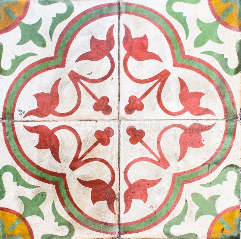 Download Vecchie Piastrelle Di Ceramica. Fotografia Stock - Immagine di decorazione, retro: 30828886