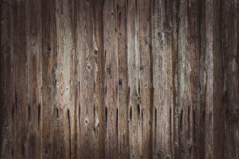 Vecchie plance di legno 002 immagini stock libere da diritti