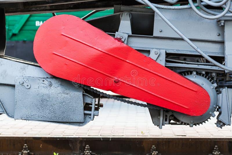 Download Vecchie Riparazione E Costruzione Del Meccanismo Immagine Stock - Immagine di stazione, guida: 56881527