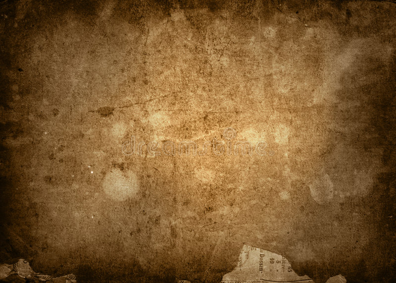 Vecchie strutture di carta immagini stock