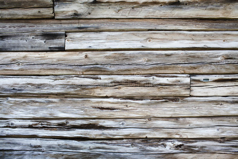 Vecchie strutture di legno naturali fotografie stock libere da diritti