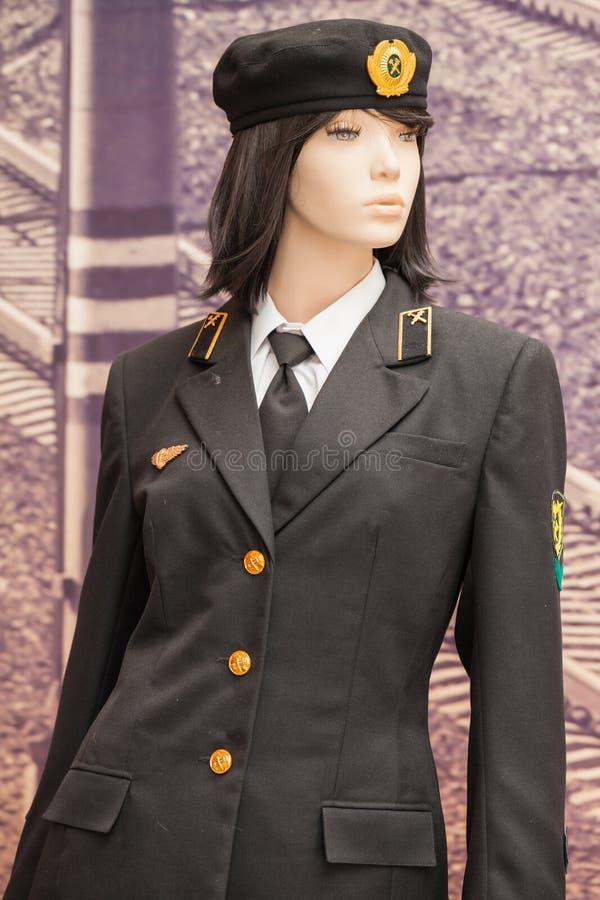 Download Vecchie Uniformi Ferroviarie Del Lavoratore Fotografia Stock - Immagine di personale, vestiti: 56881250