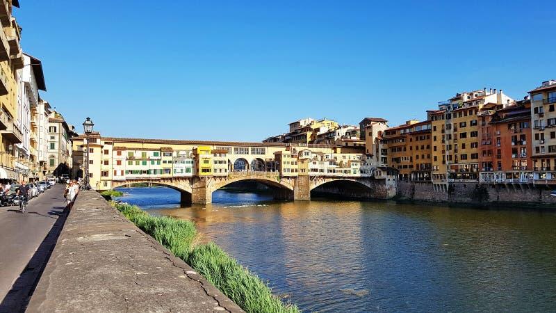 vecchio της Φλωρεντίας Ιταλία γ& στοκ εικόνες