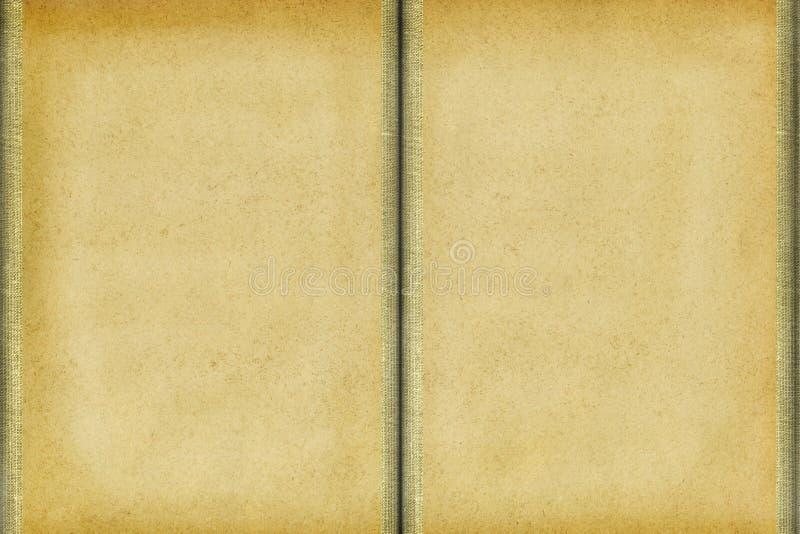 Vecchio album immagini stock libere da diritti
