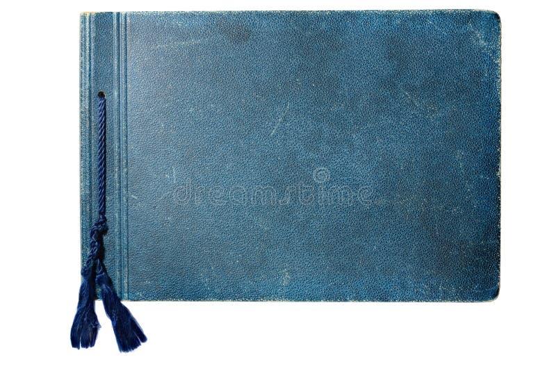 Vecchio album di foto immagine stock libera da diritti