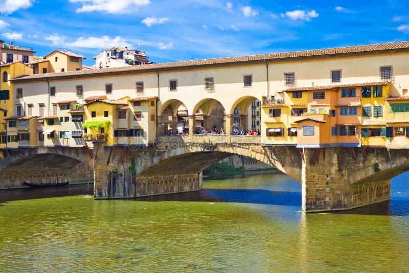 Vecchio antigo de Ponte da ponte imagem de stock royalty free
