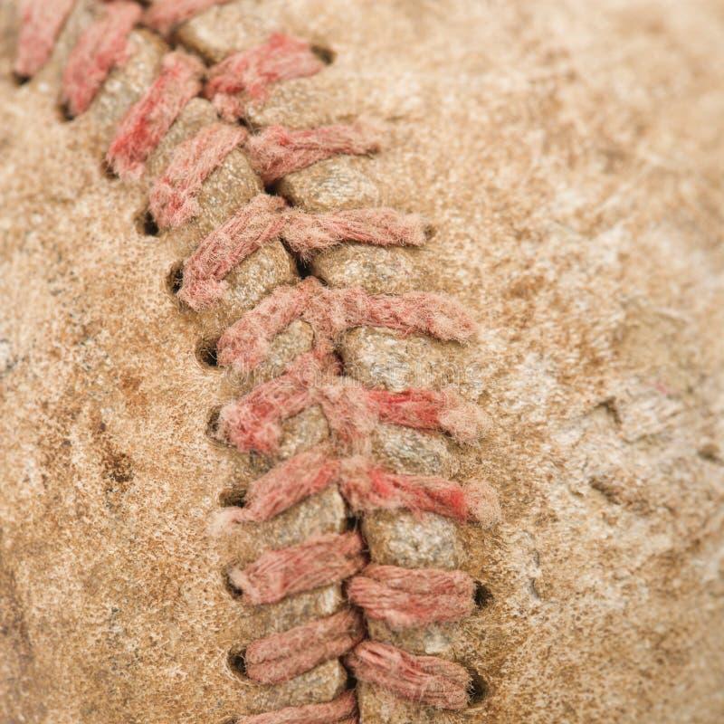 Vecchio baseball. fotografie stock