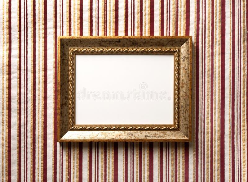 Vecchio blocco per grafici immagine stock