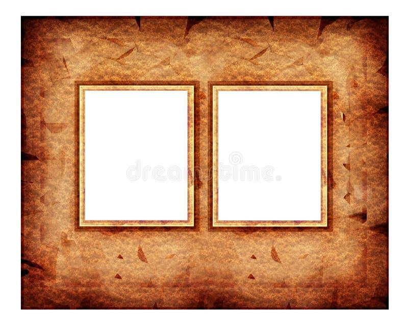 Download Vecchio Blocco Per Grafici Dell'estratto Di Modo Illustrazione di Stock - Illustrazione di album, blank: 3892557