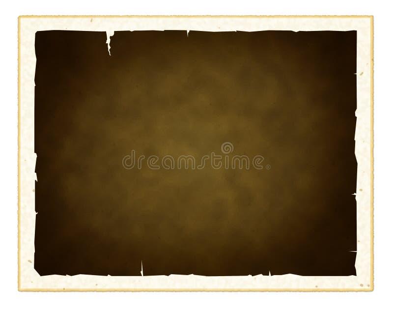 Vecchio blocco per grafici di carta royalty illustrazione gratis