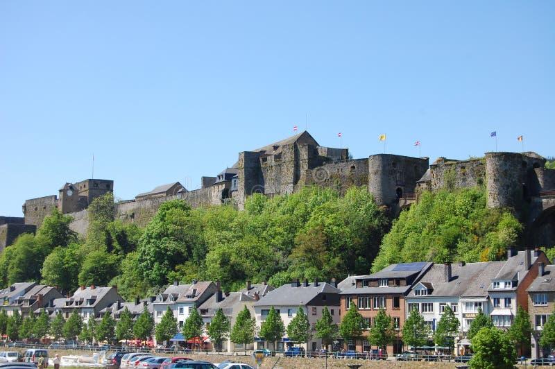 Vecchio castello di re di architettura immagini stock