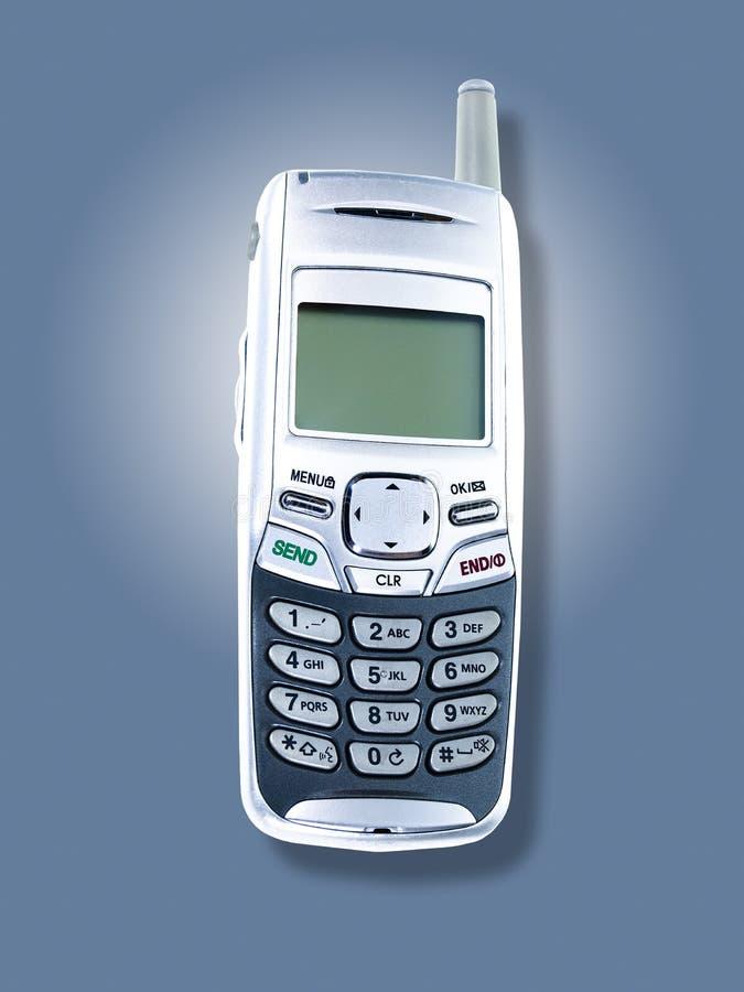 Vecchio cellulare fotografie stock libere da diritti