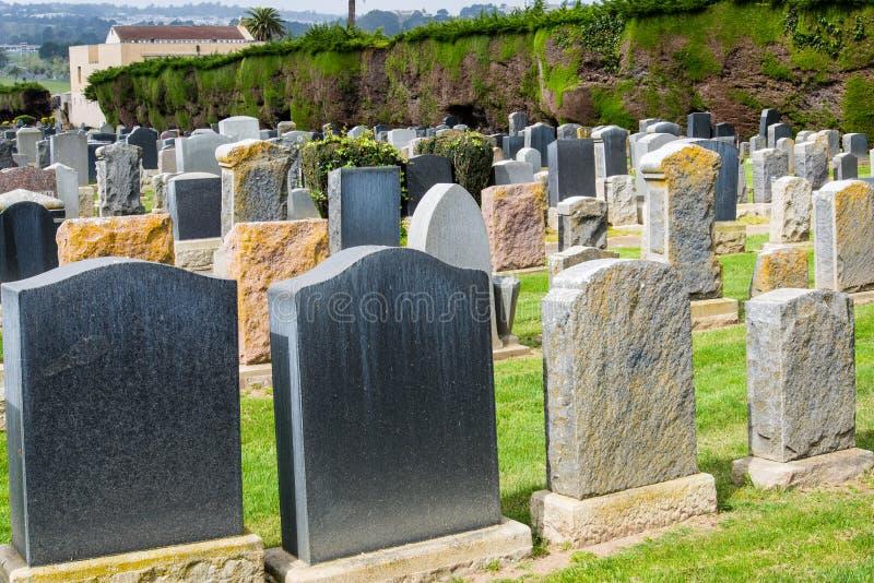 Vecchio cimitero ebreo fotografie stock libere da diritti