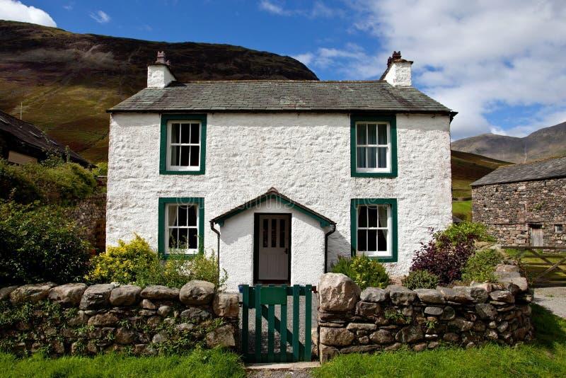 Vecchio cottage in Inghilterra fotografia stock libera da diritti