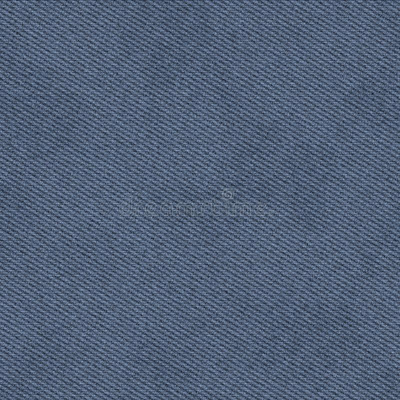 Vecchio denim blu Jean Texture Background fotografia stock libera da diritti