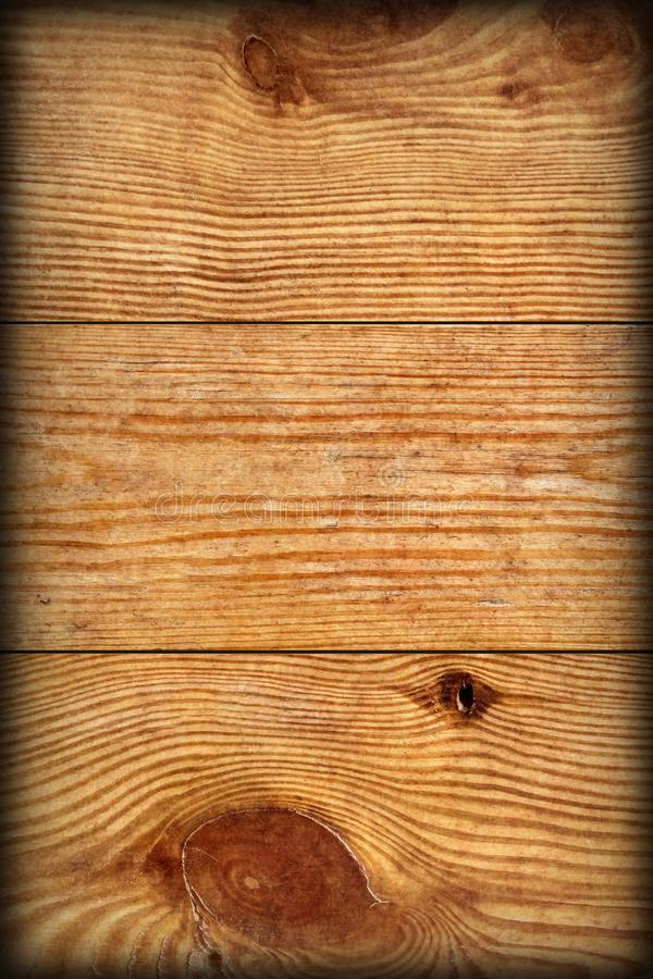 Vecchio dettaglio a fiocchi verniciato annodato incrinato marcio stagionato di struttura di lerciume di scenetta delle plance di  immagine stock