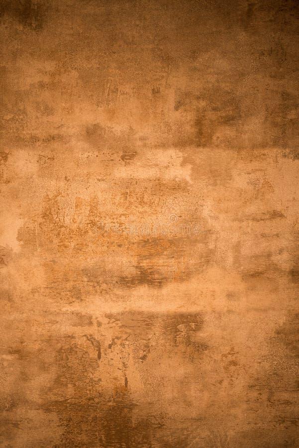 Vecchio di piastra metallica arrugginito immagine stock libera da diritti