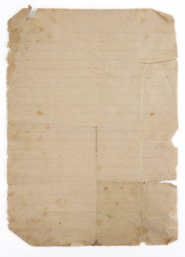 Vecchio documento
