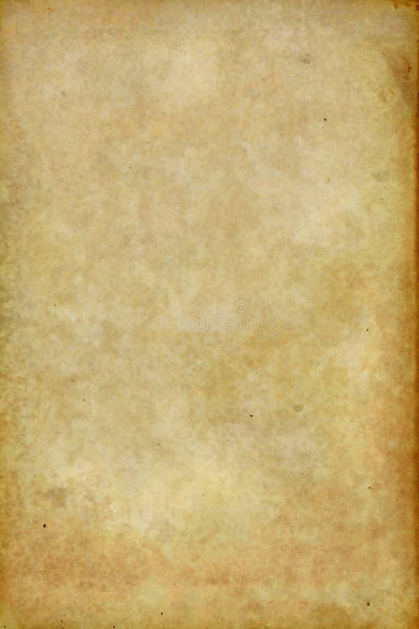 Vecchio documento 2 fotografia stock