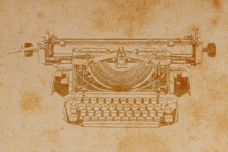 Vecchio documento royalty illustrazione gratis