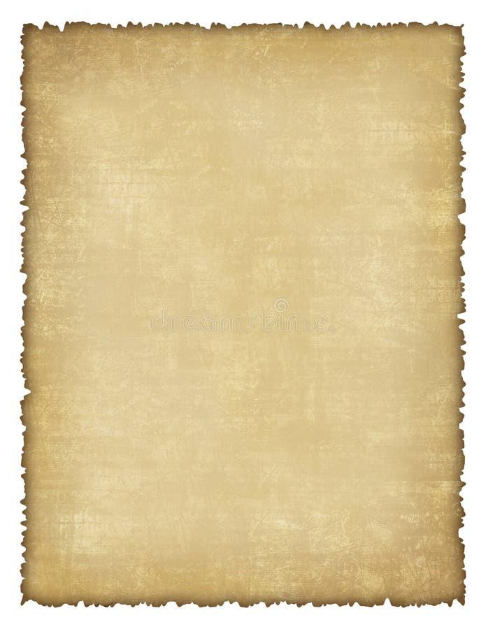 Vecchio documento strutturato immagine stock