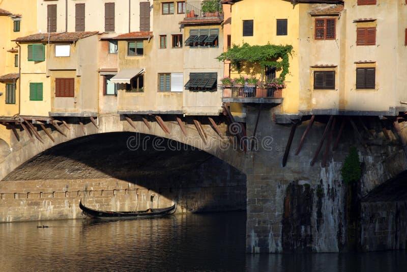 Download Vecchio för ponte iii arkivfoto. Bild av italy, semester - 519956