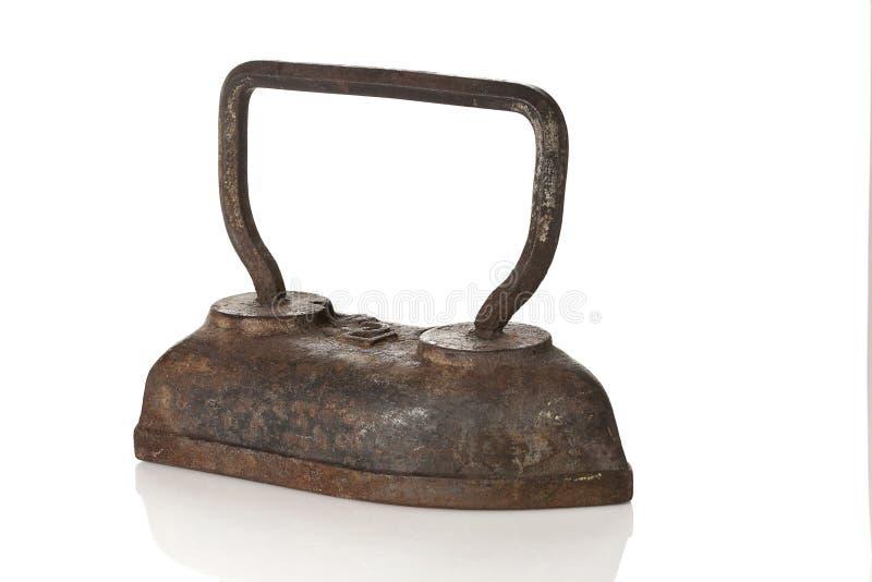 Vecchio ferro fotografia stock