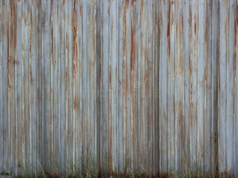 Vecchio ferro arrugginito fotografia stock