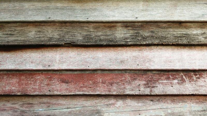 Vecchio fondo di legno della barra immagini stock
