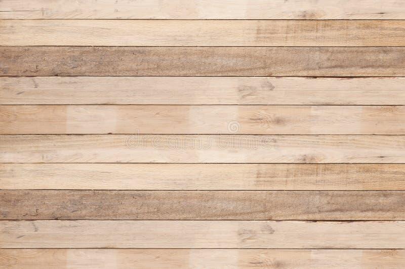 vecchio fondo di legno della parete della plancia, vecchio fondo irregolare di legno del modello di struttura immagine stock