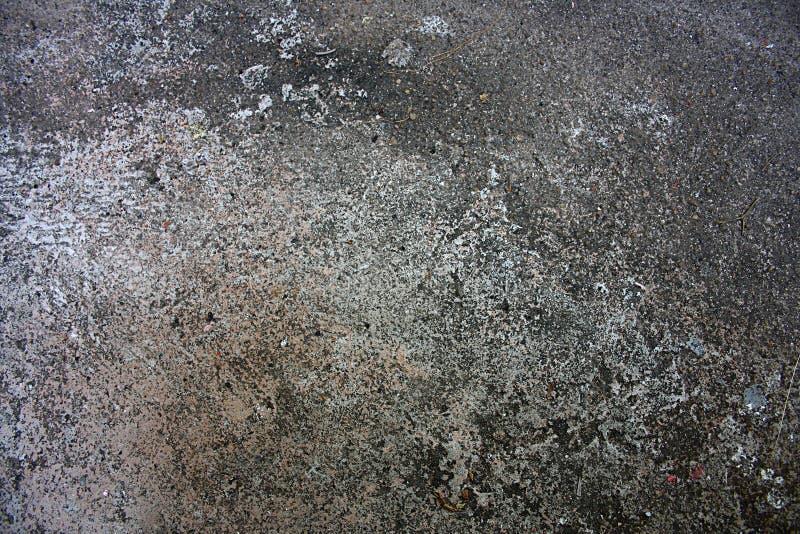Vecchio fondo di struttura della lastra di cemento armato fotografie stock