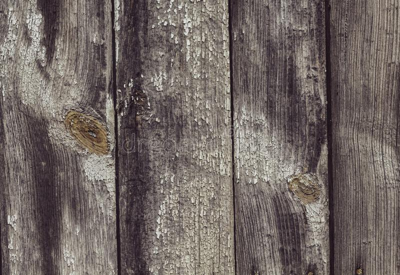 Vecchio fondo scuro di legno fotografia stock libera da diritti