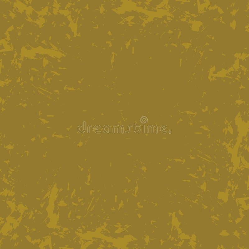 Vecchio fondo scuro di lerciume - vettore illustrazione vettoriale