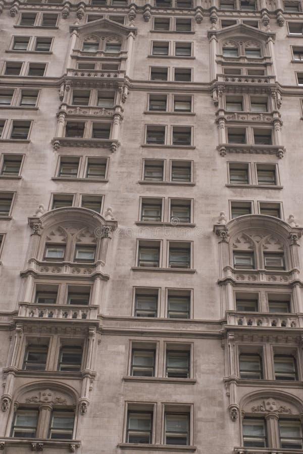 Vecchio grattacielo di New York immagine stock libera da diritti