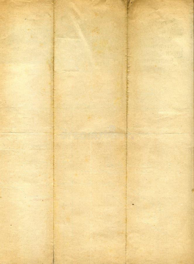 Vecchio grunge, documento macchiato fotografia stock